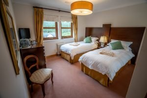 bed and breakfast fort william accommodation