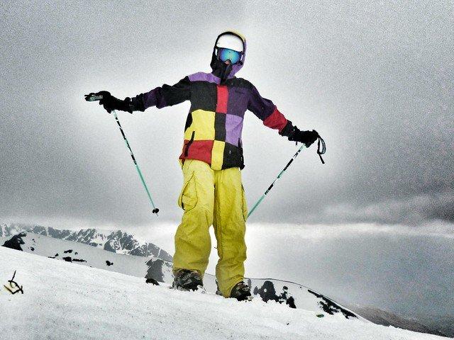 skiing snowboarding nevis range ski area
